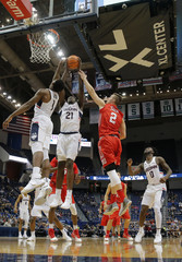 NCAA Basketball: Boston U at Connecticut