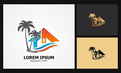home life palm beach logo