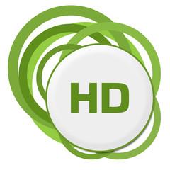 HD Random Green Rings