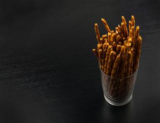 Bread stick or pretzel