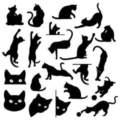 可愛いネコ イラスト