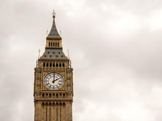 Big Ben at 2 O'Clock