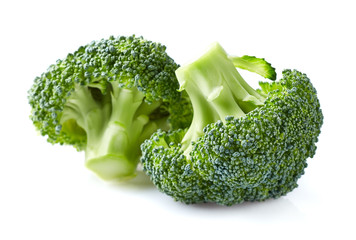 Broccoli in closeup