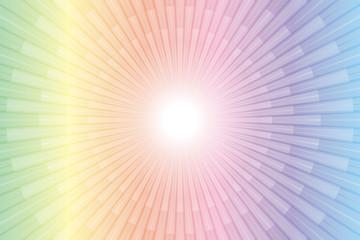 背景素材壁紙,放射,放射状,放射線,放射光,光,光線,輝き,煌めき,後光,光背,宇宙,集中線,花火