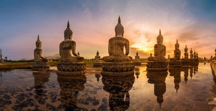 Buddha statue Buddhism Nakhon Si Thammarat