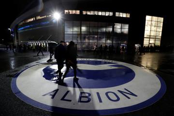Premier League - Brighton & Hove Albion vs Stoke City