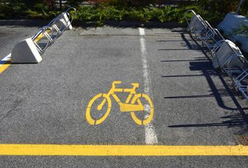 Parcheggio per biciclette