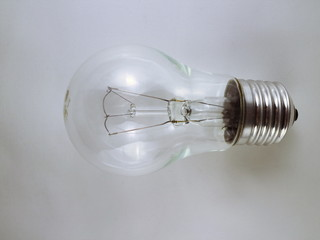 Incandescent lamp 60 watts