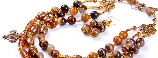 Elegant jewelry from necklaces for women