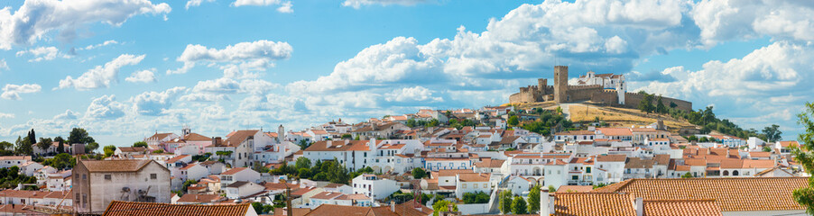 Panoramic of Arraiolos
