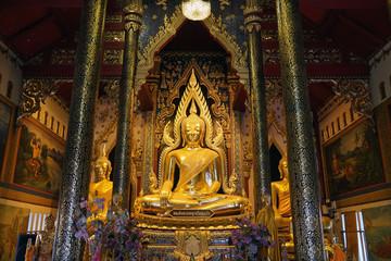 Phitsanulok Buddha Thailand Temple Buddhism God Travel Religion