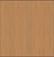Wood planks flat Texture, Realistic brown wooden board. vector