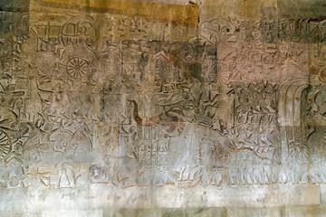temple of Angkor Wat, Siem Reap, Cambodia.