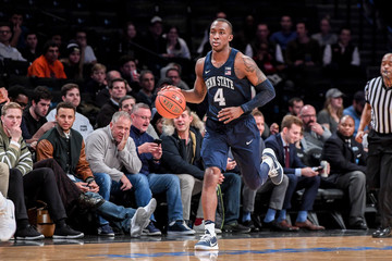 NCAA Basketball: Legends Classic-Penn State at Pittsburgh