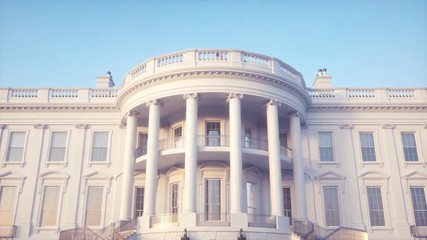 Wall Mural - White House Ambient 2