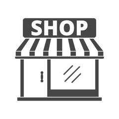 Store icon, Shop icon