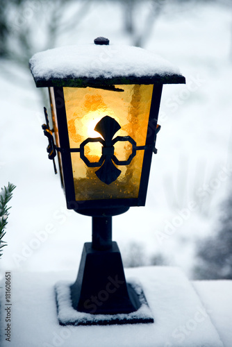 Garten Im Winter garten im winter stock photo and royalty free images on fotolia com