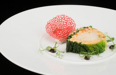Cuisine gastronomique de France