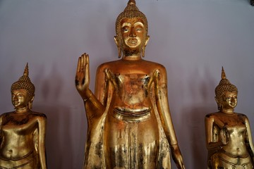 The Buddha image is one of the longest Buddhist practices.