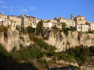 Arquitectura en Cuenca ( Castilla La Mancha, España)