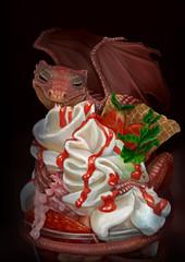 Дракон и мороженое