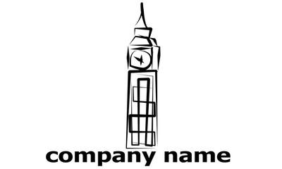 bigben tower logo