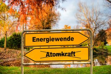 Schild 286 - Energiewende