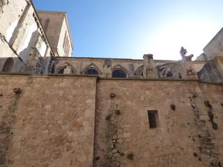 Cuenca ciudad patrimonio Humanidad en Castilla la Mancha, España
