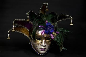 Color Horizontal image a mask