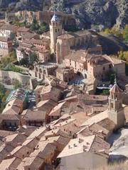 Albarracin. Pueblo bonito de Teruel (Aragón,España)