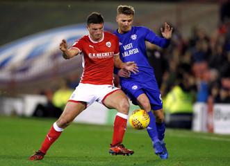 Championship - Barnsley vs Cardiff City