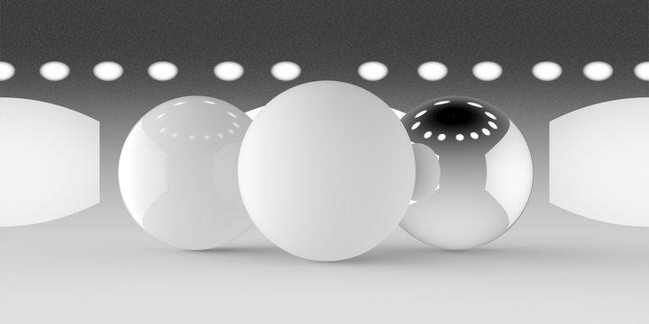 Surround diffuse high spots