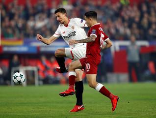Champions League - Sevilla vs Liverpool