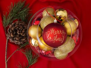 Miska pełna Świąt