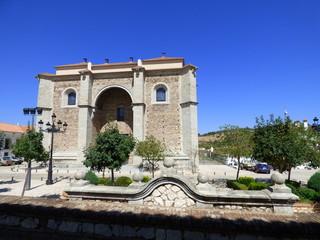Aracena, pueblo de Huelva (Andalucia,España)