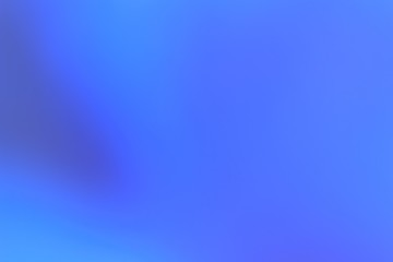 Abstract blue blur background.