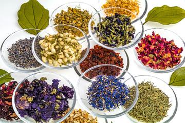 きれいになるハーブティー Beautifully made herbal tea