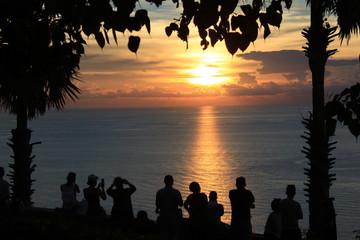 Thai fairytale at sunset