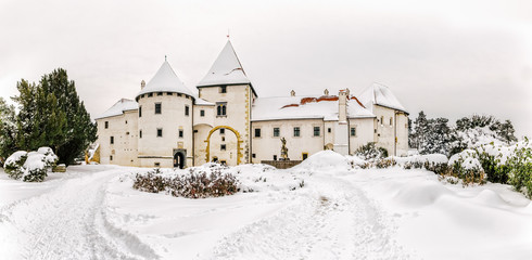 Varazdin Old Town and Castle