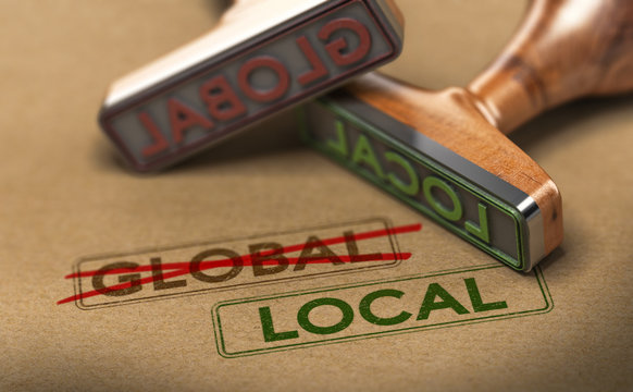 Thinking and Acting Locally, Local Sourcing