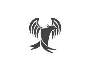 Eagle logo design template