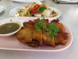 grilled Chicken, foodthai