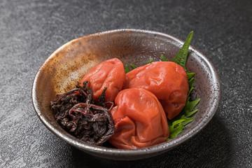 紀州梅干し Pickled plum Japanese pickles
