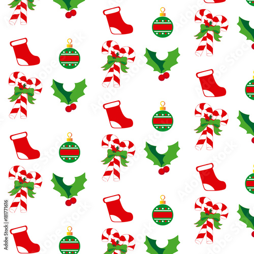 0ee140f5c12fb Vector fondo de motivos navideños