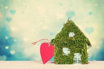 Umweltfreundlich bauen