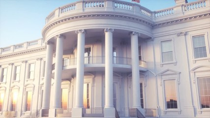 Wall Mural - White House Ambient 4