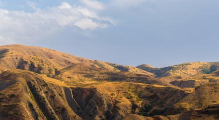 Garni mountains Armenia