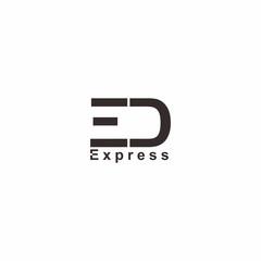 ED Letter Logo