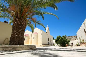 Grèce - Monastère Moni Odigitrias en Crète