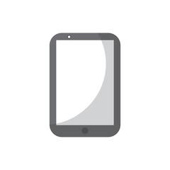 mobile phone smart device gadget technology vector illustration